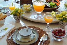 Mesa Posta - Café da Manhã