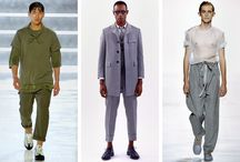Mens Style / Latest looks and covetable threads for the man about town