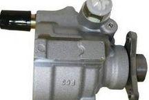power steering pump pompa wspomagania насос гидроусилителя руля