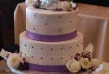 Wedding Cakes / by Angela Barton