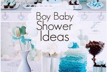 Liam Baby shower
