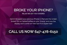 iphone 6 screen repairs mississauga
