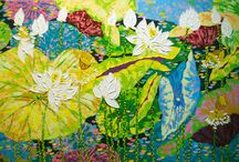 Dang Phuong Viet / Dang Phuong Viet is a Vietnamese artist who is passionate about expressing his feelings about Buddhism in his art.