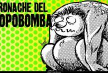 CRONACHE DEL DOPOBOMBA / LO SCENARIO È QUELLO DEL FALLOUT NUCLEARE, IL MONDO È ABITATO DA MUTANTI CHE LOTTANO SPIETATAMENTE PER LA SEMPLICE SOPRAVVIVENZA...
