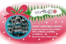 I REGALI DI NATALE ! / Come ogni anno, ecco il quesito solito: cosa regalo a Natale? Regalare delle lezioni di #danza, #yoga, #pilates, #ginnastica dolce, #fitness o #corsi per #bambini! XMAS COUPON !
