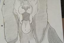 Moje kreslení / Moje kresby, náčrty, malby, atd...
