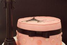 Paris' cake