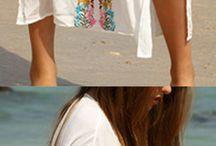 Plaj elbiseleri