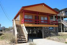 New Vacation Rental Homes / New Outer Banks Vacation Rental Homes