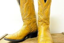 Creative and Cool Cowboy Boots