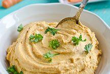 Hummus and Bean Dips