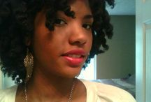 Natural Hair / by Andretta Williams