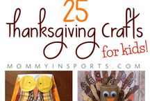 Thanksgiving Ideas & Crafts