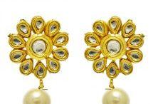 Bridal Jewellery / Presenting Exclusive bridal kundan jewellery
