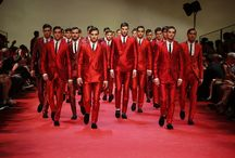 Dolce&Gabbana Summer 2015 Mens Fashion Show / The Spanish influence in Sicily between 1576 and 1713. www.dolcegabbana.com