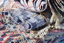 Voddenkleden - Rag Rugs