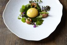 Modern Cuisine, Plating and Molecular Gastronomy