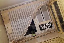 Okno dekoracje