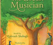 The Green Musician / The Green Musician book and related things