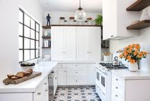 Start the Year in Style / Our partnered giveaway may have ended, but here's inspiration for using our tile and Rejuvenation.