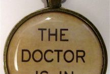 Dr Who Inspired Jewelry / by Joplin Necklaces