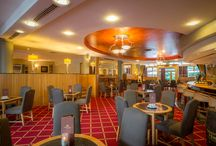 Our homely Furlong Bar is the perfect setting for all occasions! #hotel #bar #homely