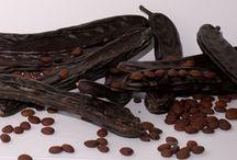 Algarroba / Toda la información que necesitas para conocer este fruto mediterráneo.