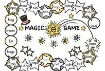 Teaching - Phonics Games / by Matt Ray