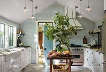 Kitchen and bathrooms / Ispirazioni
