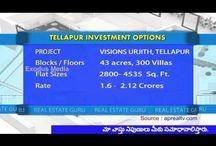 TELLAPUR INVESTMENT OPTIONS