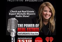 Real Estate Advice / Are you an individual looking to buy, sell, build, or invest in real estate? Or are you a Realtor® looking to grow and enhance your business? You could save thousands of dollars by learning from experts in all areas of the real estate industry because knowledge gives you power. Michelle Moore, real estate expert with over 40 sales and leadership awards shares advice.