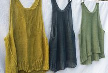 Projet Camisole 2014