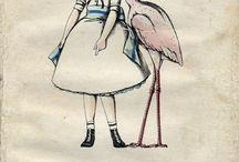 Vintage Slavic children's illustration
