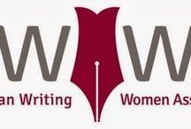 EWWA / European Writing Women Association - Un'associazione di autrici e di professioniste del mondo della comunicazione (stampa, grafica e audiovisivo), che ha come obiettivo primario la solidarietà professionale e creativa tra donne che lavorano in questo settore in Europa.