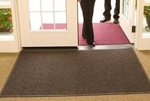 Wiper Mats / Wiper Floor Mats are designed to stop any remaining dust and moisture left after using a scraper mat and scraper/wiper mat. These mats are made with carpet facing to complement most interiors.  Wiper Mats are for indoor use and when used in conjunction with a Scraper Mat and Scraper/Wiper Mat, they can stop as much as 70% to 80% of dirt and grime from being tracked into a building.