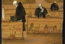 Symbolism in Art / Random picks of symbolistic paintings through times