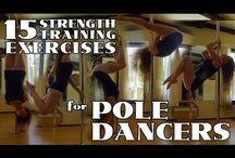pole, burlesque, dancing