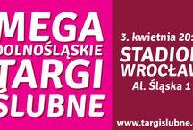 Mega dolnośląskie Targi Ślubne Wrocław / Targi Ślubne 3 kwietnia 2016 Wrocław