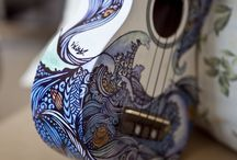 Ukulele Inspiration / by Vicki Louise Smith
