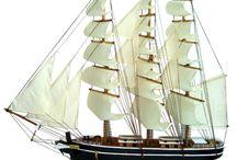 Χονδρική καράβια ξύλινα