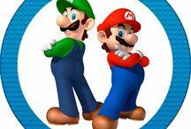 Imprimir Mario