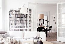 inspiring interiors / Interiors that inspire me in my work and home!