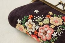 Embroidery Handbags