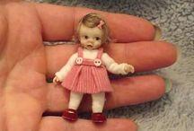 poupées miniature