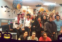 Hallween party