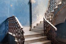 Mansions in Havana, Cuba