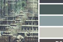 # Kleurenschema's