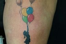 tattoos made  by Sannie / Tatts made by me