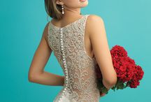 High Glamour Wedding Inspiration / Here at Lotus Bridal you can find your perfect wedding gown and all of your bridal parties needs. But here on our Pinterest we can provide with inspiration for everything else so you can have the most perfect day! Any of the dress seen on this board can be found at Lotus Bridal