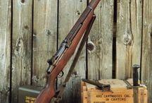 Weapons - M1 Garand